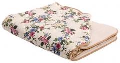 Одеяло стеганое утепленное из шерсти мериноса