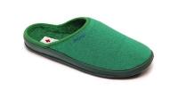 Ортопедические тапочки зеленые DrLuigi