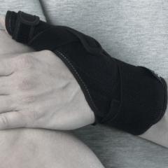 Бандаж на лучезапястный сустав Orto Professional (шина на I палец кисти) BWU 103