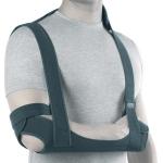 Бандаж на плечевой сустав с ребрами жесткости  (поддерживающая повязка) Orto Professional TSU 233