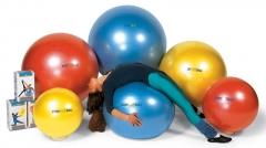 """Мяч """"Body ball """" с BRQ 55 см (красный)  90.55"""