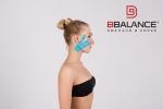 Перфорированный тейп для лица BB LYMPH FACE™ 5 см × 5 м бежевый