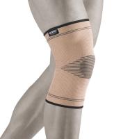 Эластичный бандаж на коленный сустав (NANOBAMBOO CHARCOAL + FLEXTRA) BCK 200
