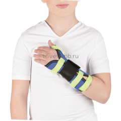 Детский бандаж на лучезапястный сустав Т-8330