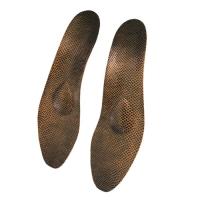 Стельки ортопедические сверхтонкие для модельной обуви с покрыт. под кожу питона BELLE TECH