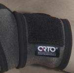 Бандаж на лучезапястный сустав с отверстием для большого пальца Orto Professional (NANO BAMBOO CHARCOAL) BWU 101
