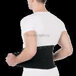 Пояснично-крестцовый корсет ортопедический (Т-1555) Т.58.05