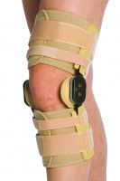 Брейс на коленный сустав с полицентрическими шарнирами NKN 555
