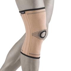 Бандаж на коленный сустав с двумя парами ребер жесткости (NANO BAMBOO CHARCOAL + FLEXTRA) Orto Professional BCK 270