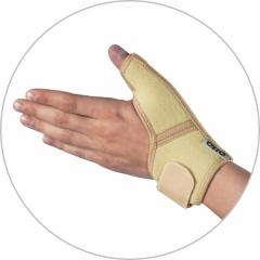 Бандаж на лучезапястный сустав (шина на I палец) AWU 601