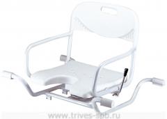 Сиденье для ванны с поручнями вращающееся TN-701