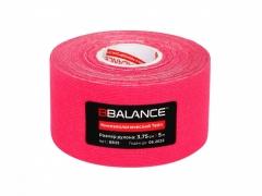 Кинезио тейп BBTape  3,75см × 5м розовый