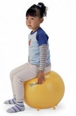 """Мяч """"Sit 'n' Gym """" с BRQ 45 см (желтый) 89.45"""