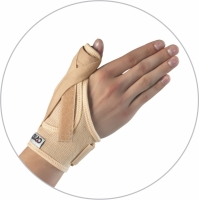 Бандаж на лучезапястный сустав (усиленная шина на I палец) SWU 611