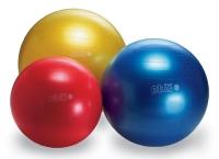Мяч Gymnic Classic Plus 75  см. с BRQ (желтый) 95.30