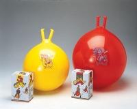 "Мяч ""Oppy"" 50 см (желтый) 80.35"