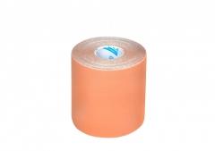 Нейлоновый кинезио BBTape™ Dynamic Tape 7,5см × 5м бежевый