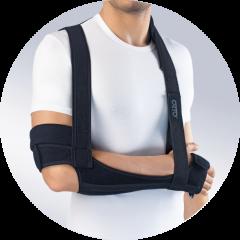 Бандаж для поддержки руки (усиленный) ORTO ПП 203