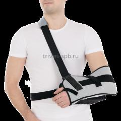 Бандаж на плечевой сустав фиксирующий с абдукционной подушкой Т-8106