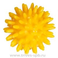 Массажный игольчатый мяч (диаметр 6 см) М-106