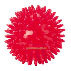 Массажный игольчатый мяч (диаметр 7 см) М-107
