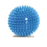 Массажный игольчатый мяч (диаметр 9 см) М-109