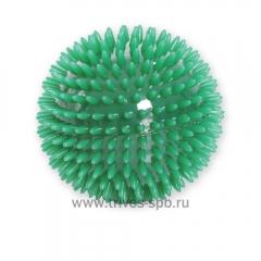 Массажный игольчатый мяч (диаметр 10 см) М-110