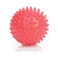 Мяч гимнастический игольчатый (диаметр 15 см) М-115