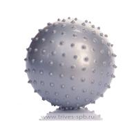 Мяч гимнастический игольчатый (диаметр 30 см) М-130