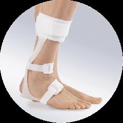 Бандаж ортопедический на голеностопный сустав NRN 400