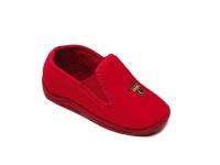 Тапочки детские красные DrLuigi