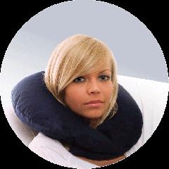 Подушка для путешествий взрослая ППВ030 ПасТер