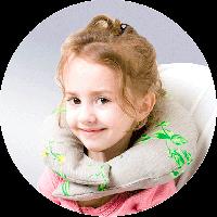 Подушка для путешествий детская ППД031 ПасТер