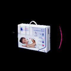 Подушка для сна из материала с эффектом памяти формы, валики 6 и 8 см (детская) ПС110 ORTO