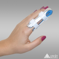 U-образный ортез на палец кисти  RD-F-02 - фиксатор пальца