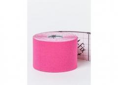 EМ-FIX sport кинезиотейп базовая фиксация цвет розовый 5см х 5м